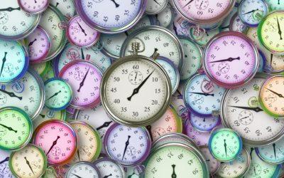 Čas utíká